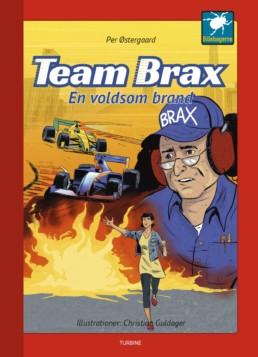 Team Brax - En voldsom brand