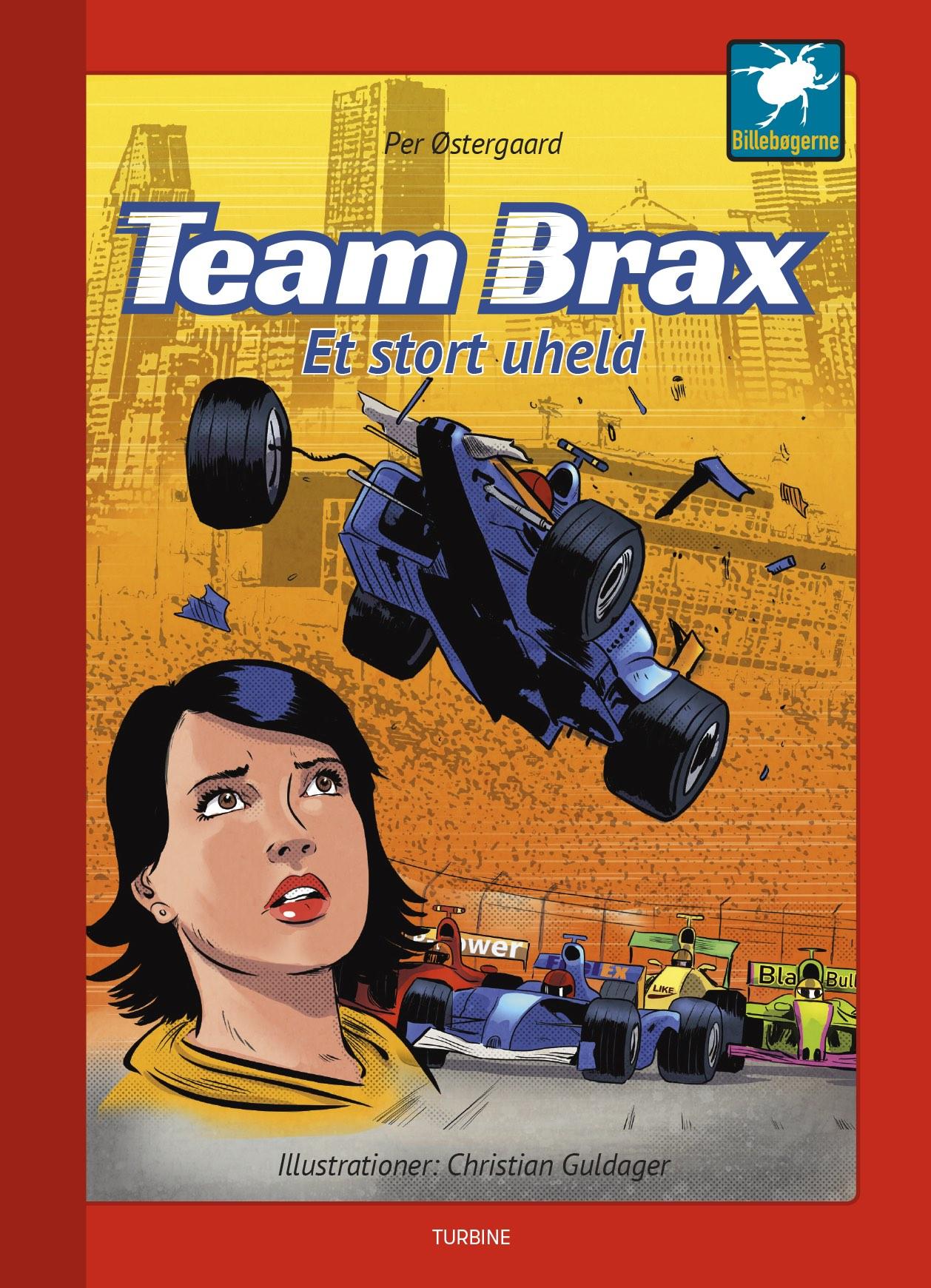 Team Brax - Et stort uheld