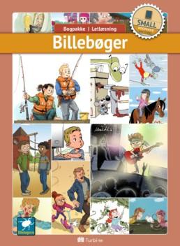 Billebøger (SMALL 10 bøger)