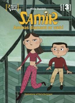 Samir ser et spor - Aminas diamant er væk