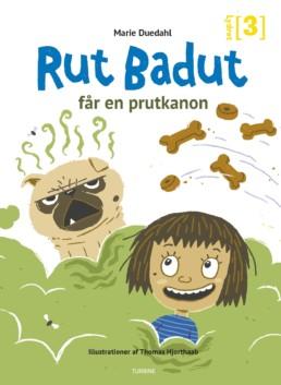 Rut Badut får en prutkanon