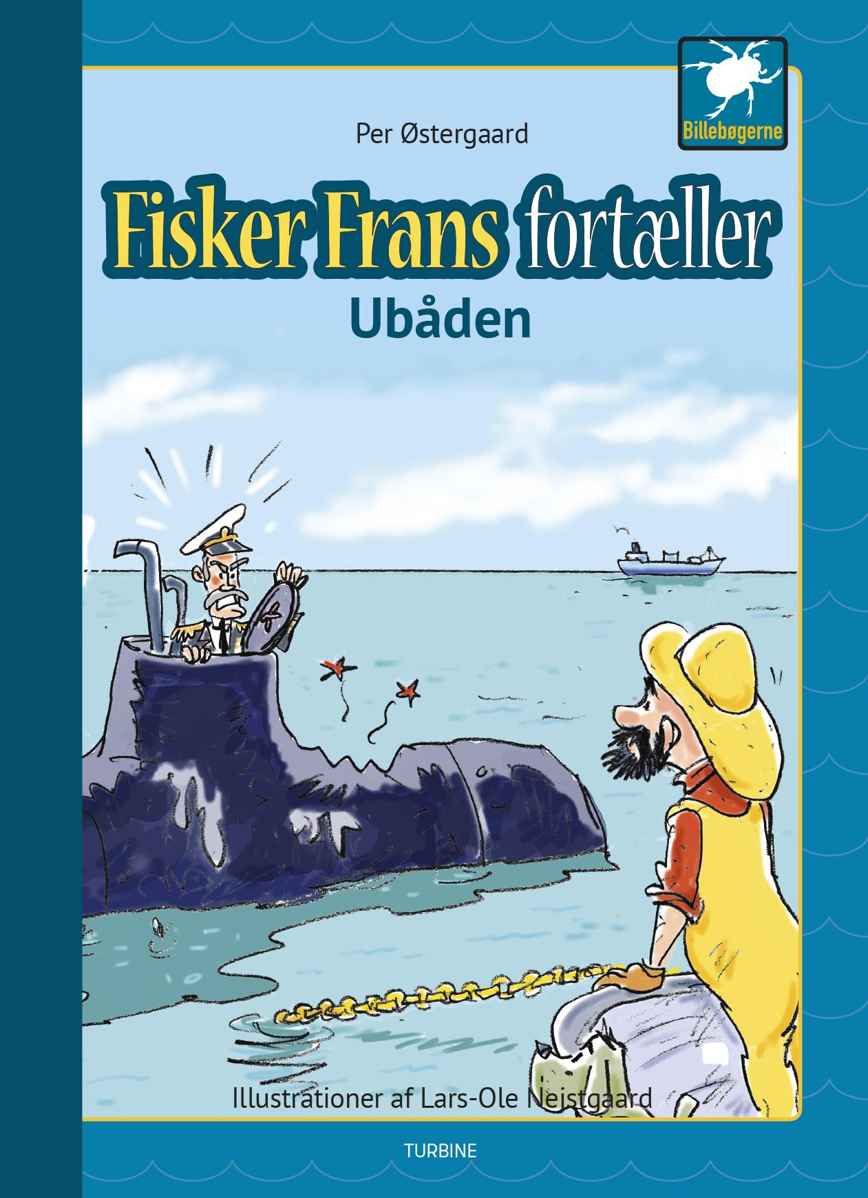 Fisker Frans fortæller - Ubåden