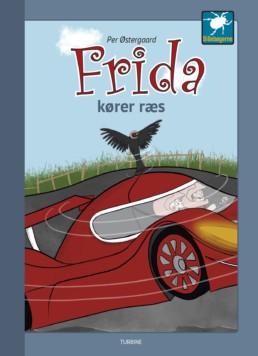 Frida kører ræs