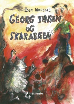 Georg Jensen og skarabæen