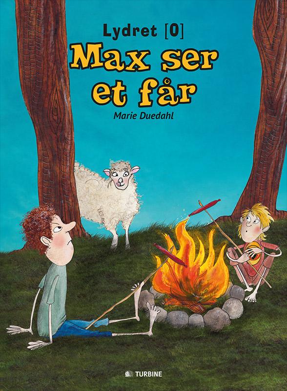 Max ser et får