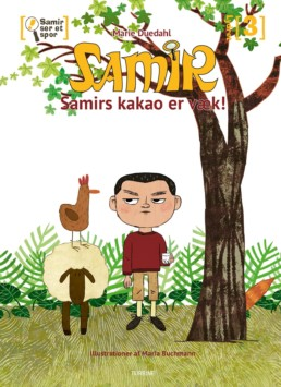 Samir ser et spor - Samirs kakao er væk