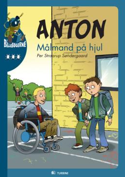 Anton - Målmand på hjul