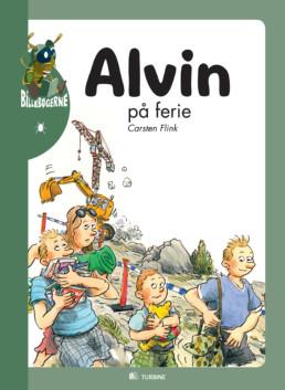 Alvin på ferie