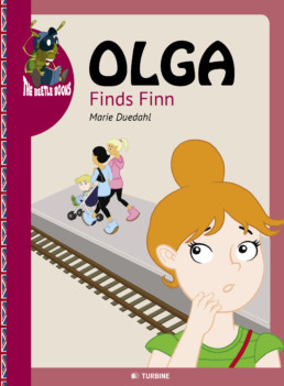 Olga Finds Finn