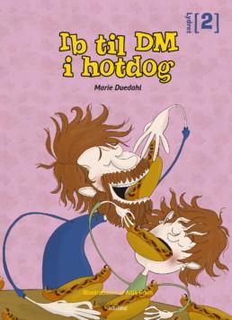 Ib til DM i hotdog