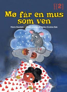 Mø får en mus som ven